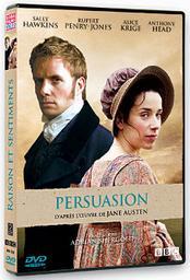 Persuasion / Adrian Shergold, réal.   Shergold, Adrian. Metteur en scène ou réalisateur