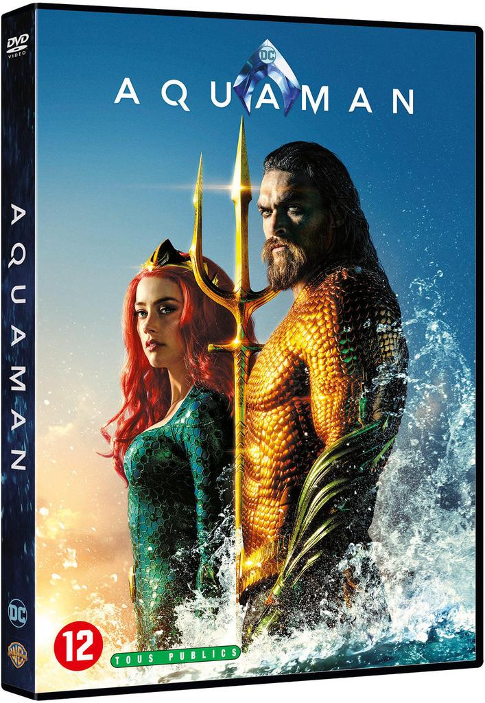 Aquaman / James Wan, réal. |