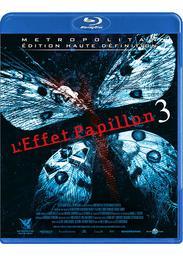 L'effet papillon, 3 / Seth Grossman, réal. | Grossman, Seth. Metteur en scène ou réalisateur