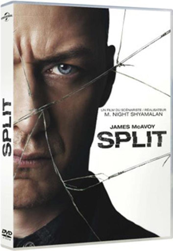 Split / Manoj Night Shyamalan, réal., scénario |