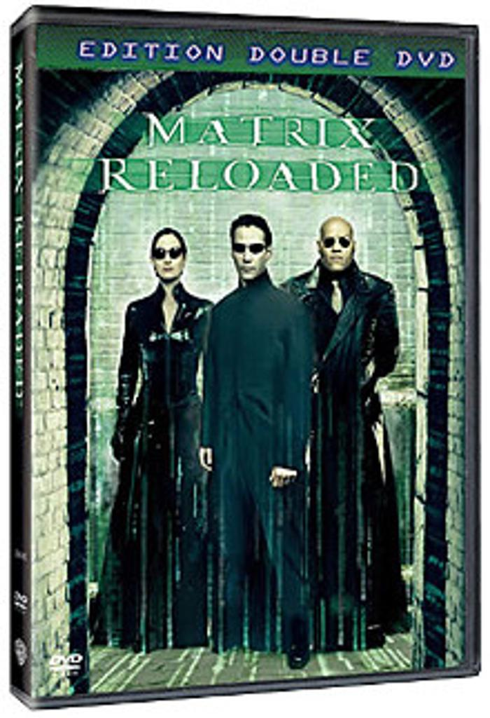 Matrix reloaded / Andy Wachowski, réal., scénario |