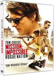 Mission impossible : Rogue Nation / Christopher McQuarrie, réal., scénario | McQuarrie, Christopher. Metteur en scène ou réalisateur. Scénariste