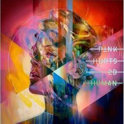 Hurts 2B human / Pink, aut., comp., chant | Pink. Parolier. Compositeur. Chanteur