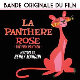 """Bande originale du film """"La panthère rose"""" / Henry Mancini, comp.   Mancini, Henry. Compositeur"""