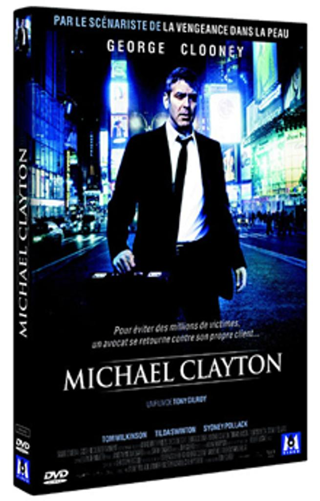 Michael Clayton / Tony Gilroy, réal., scénario |