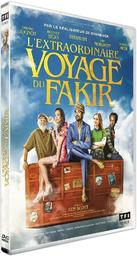 L'extraordinaire voyage du fakir / Ken Scott, réal., scénario   Scott, Ken. Metteur en scène ou réalisateur. Scénariste