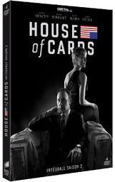 House of Cards, saison 2 / James Foley, réal. | Foley, James. Metteur en scène ou réalisateur