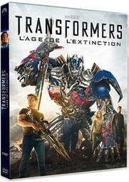 Transformers 4 : L'âge de l'extinction / Michael Bay, réal. | Bay, Michael . Metteur en scène ou réalisateur