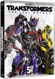 Transformers 5 : The Last Knight / Michael Bay, réal. | Bay, Michael . Metteur en scène ou réalisateur