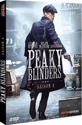 Peaky blinders, saison 4 / David Caffrey, réal. | Caffrey, David. Metteur en scène ou réalisateur