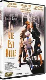La vie est belle / Roberto Benigni, réal., scénario | Benigni, Roberto . Metteur en scène ou réalisateur. Scénariste