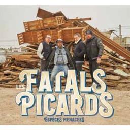 Espèces menacées / Les Fatals Picards, groupe instr. et voc. | Fatals picards. Musicien