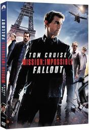 Mission impossible : Fallout / Christopher McQuarrie, réal., scénario | McQuarrie, Christopher. Metteur en scène ou réalisateur. Scénariste