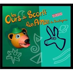 Les Ours du Scorff versus Les Anes de Bretagne / Les Ours du Scorff, Les Anes de Bretagne, groupe instr. et voc.   Ours du Scorff. Musicien