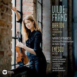 Vilde Frang, vl / Mikko Franck, dir. d'orch.   Frang, Vilde. Violon