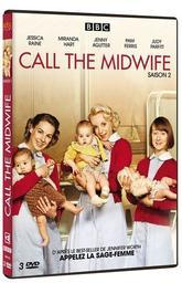 Call the midwife, saison 2 / Philippa Lowthorpe, réal. | Lowthorpe, Philippa. Metteur en scène ou réalisateur