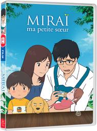 Miraï ma petite soeur / Mamoru Hosoda, réal., scénario | Hosoda, Mamoru. Metteur en scène ou réalisateur. Scénariste