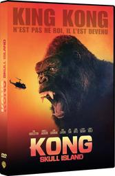 Kong : Skull Island / Jordan Vogt-Roberts, réal.   Vogt-Roberts, Jordan. Metteur en scène ou réalisateur