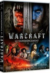 Warcraft : Le commencement / Duncan Jones, réal., scénario | Jones, Duncan. Metteur en scène ou réalisateur. Scénariste