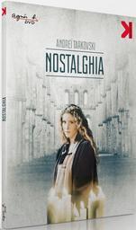 Nostalghia / Andreï Arsenievitch Tarkovski, réal., scénario | Tarkovski Arsenievitch, Andreï . Metteur en scène ou réalisateur. Scénariste