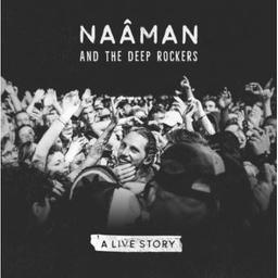 A live story / Naâman, chanteur | Naâman. Chanteur