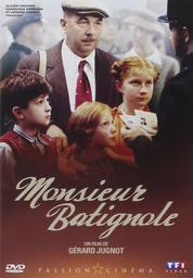 Monsieur Batignole / Gérard Jugnot, réal., scénario   Jugnot, Gérard. Metteur en scène ou réalisateur. Scénariste