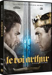 Le roi Arthur : La légende d'Excalibur / Guy Ritchie, réal., scénario | Ritchie, Guy. Metteur en scène ou réalisateur. Scénariste