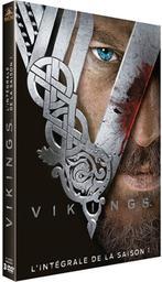 Vikings, saison 1 / Johan Renck, réal.   Renck, Johan. Metteur en scène ou réalisateur
