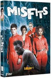 Misfits, saison 1 / Tom Green, Tom Harper, China Moo-Young, réal. | Green, Tom. Metteur en scène ou réalisateur