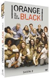 Orange is the new black, saison 1 / Michael Trim, Uta Briesewitz, Jodie Foster, réal.   Trim, Michael. Metteur en scène ou réalisateur
