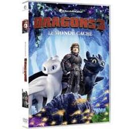 Dragons 3 / Dean Deblois, réal., scénario | Deblois, Dean. Metteur en scène ou réalisateur. Scénariste