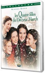 Les quatre filles du Docteur March / Gillian Armstrong, réal. | Armstrong, Gillian. Metteur en scène ou réalisateur