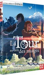 La tour au-delà des nuages / Makoto Shinkai, réal., scénario | Shinkai, Makoto. Metteur en scène ou réalisateur. Scénariste