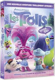 Les Trolls : Spécial fêtes / Joel Crawford, réal. | Crawford, Joel . Metteur en scène ou réalisateur
