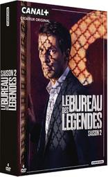 Le bureau des légendes, saison 2 : épisodes 1 à 3 / Eric Rochant, réal., scénario   Rochant, Eric. Metteur en scène ou réalisateur. Scénariste