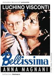 Bellissima / Luchino Visconti, réal., scénario | Visconti, Luchino. Metteur en scène ou réalisateur. Scénariste