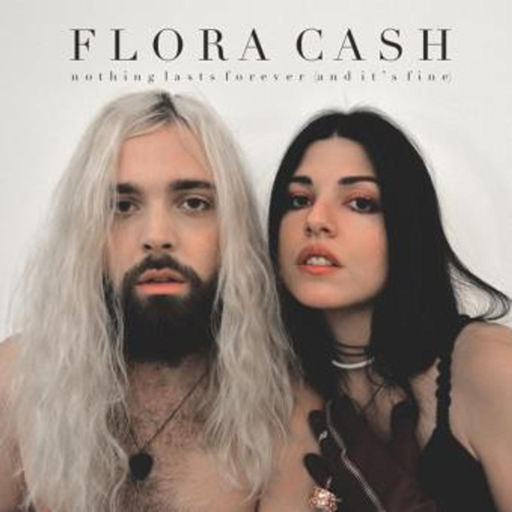Nothing lasts forever and it's fine / Flora Cash, groupe instr. et voc.  