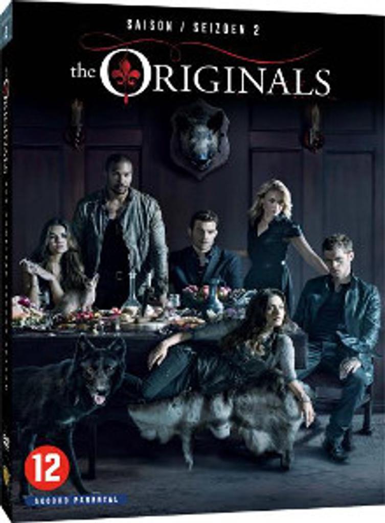 The Originals, saison 2 / Lance Anderson, Jeffrey Hunt, Dermott Downs, réal.  