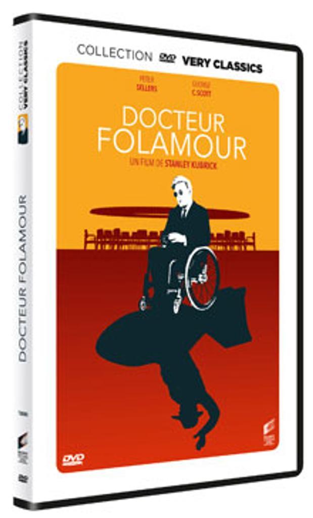 Docteur Folamour / Stanley Kubrick, réal., scénario  