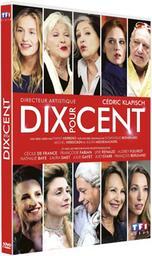 Dix pour cent, saison 1 / Cédric Klapisch, Lola Doillon, Antoine Garceau, réal. | Klapisch, Cédric. Metteur en scène ou réalisateur