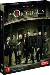 The Originals, saison 3 / Lance Anderson, Jeffrey Hunt, Michael Grossman, réal.   Anderson, Lance. Metteur en scène ou réalisateur