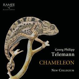 Chameleon / Georg Philipp Telemann, comp. | Telemann, Georg Philipp. Compositeur