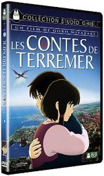 Les contes de terremer / Goro Miyazaki, réal., scénario | Miyazaki, Goro. Metteur en scène ou réalisateur. Scénariste