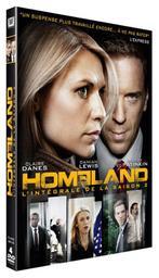 Homeland, saison 2 / Alex Gansa, réal., scénario | Gansa, Alex. Metteur en scène ou réalisateur. Scénariste