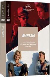 Amnesia / Barbet Schroeder, réal., scénario   Schroeder, Barbet. Metteur en scène ou réalisateur. Scénariste