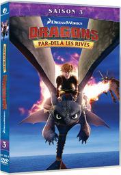 Dragons, par-delà les rives, saison 3 / Cressida Cowell, aut. adapté | Cowell, Cressida. Antécédent bibliographique
