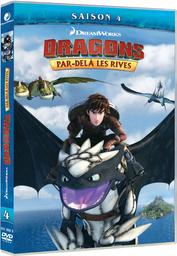 Dragons, par-delà les rives, saison 4 / Cressida Cowell, aut. adapté | Cowell, Cressida. Antécédent bibliographique