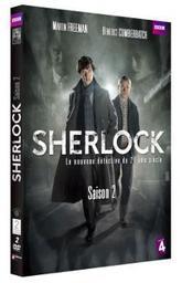 Sherlock, saison 2 : le nouveau détective du 21ème siècle / Paul McGuigan, Toby Haynes, réal. | McGuigan, Paul (1963-....). Metteur en scène ou réalisateur