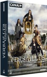 Versailles, saison 3 / Richard Clark, Edward Bazalgette, Pieter Van Hees, réal. | Clark, Richard. Metteur en scène ou réalisateur
