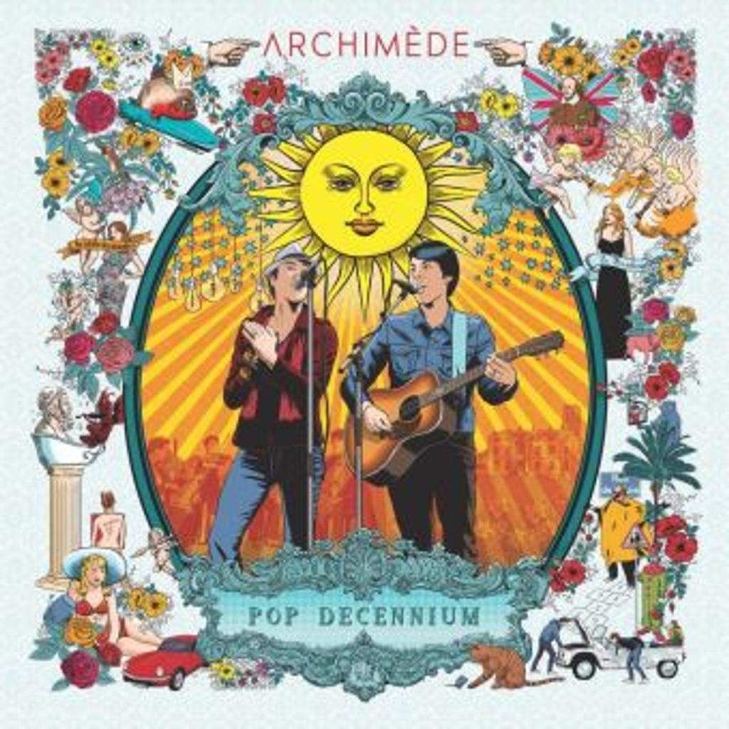 Pop decennium / Archimède, ens. voc. et instr. |